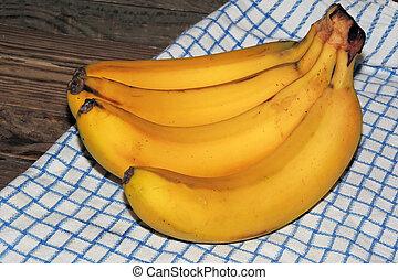 tavola, banana
