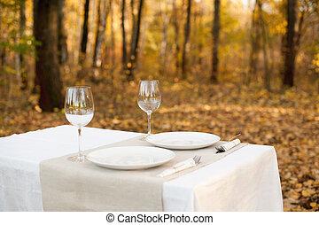 tavola, decorato