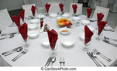 tavola, festivo