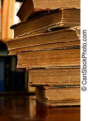 tavola, libri