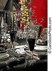 tavola, nero