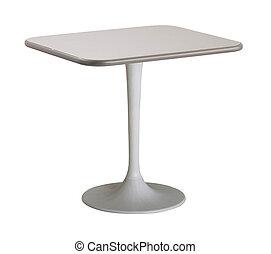tavola rotonda, isolato