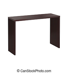 tavola, sfondo bianco