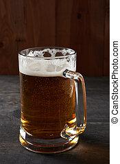 tavola, tazza birra