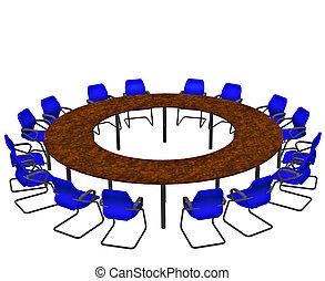tavolo conferenza