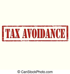 Tax Avoidance-stamp