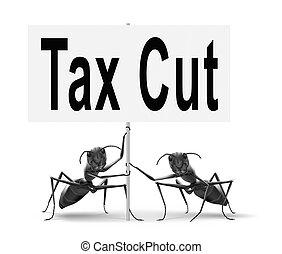 tax cut
