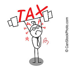 Tax for weak businessman