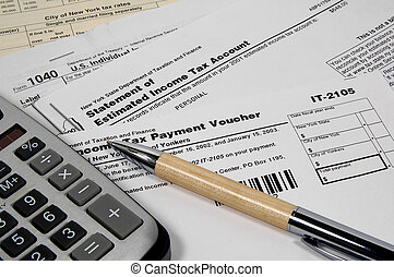 Tax Forms - Tax Related Items