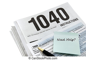 Tax instructions, form and sticker. - Tax instructions and ...