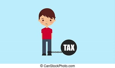 tax payment related - taxpayer is pulling a huge weight with...