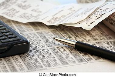 Tax - Calculating tax return