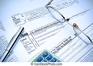 Tax Time again - Going through the maze of tax forms, ...
