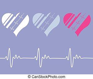 taxa coração