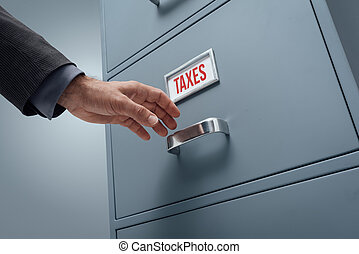 Taxes and payments