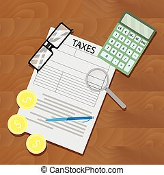 Taxes and tax returns