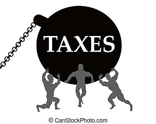 taxes burden - the comcept of taxes burden