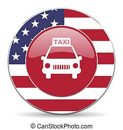 taxi, amerikansk ikon