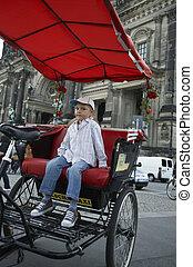 taxi, berlin