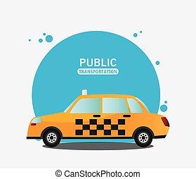 taxi car service public transport