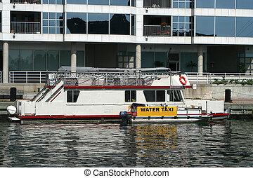 taxi de agua
