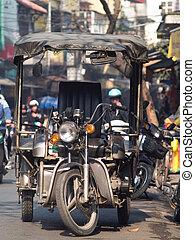 Taxi in Hanoi