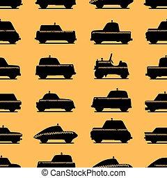 taxi, model