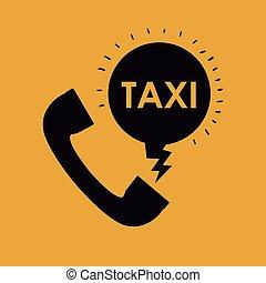 taxi service design - taxi service design, vector...