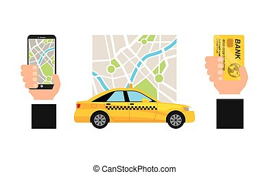 taxi service public transport app technology