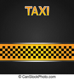 taxi taxi, fond