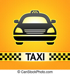 taxi taxi, symbole
