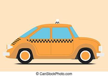 taxi., vindima