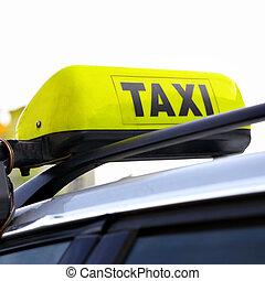 taxifahrzeuge