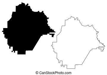 Taylor County, Georgia (U.S. county, United States of ...
