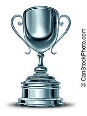 taza de plata