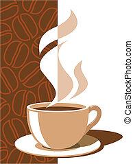 taza para café