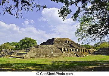 Tazumal archeology site - Tazumal Mayan archeology site