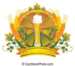tazza birra, vignette