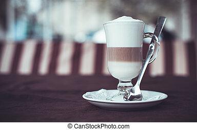 tazza, latte