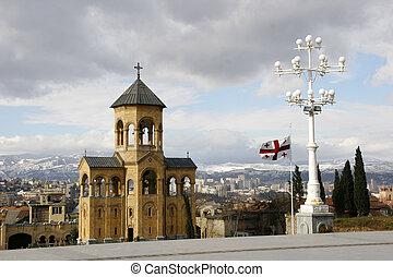 Tbilisi, Goergia, city view