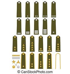 tcheco, insignia exército