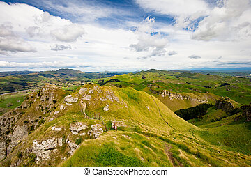 Te Mata Peak View New Zealand