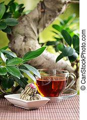 Tea - chinese herbal tea