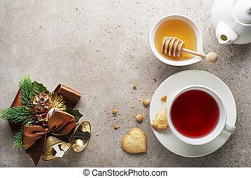 Tea christmas