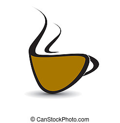 coffee cup - tea & coffee cup illustration, used of your ...