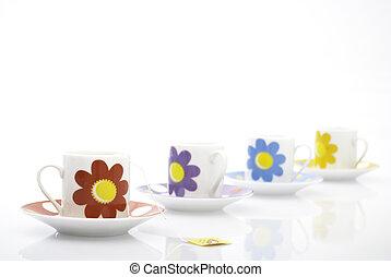 tea csésze, evez