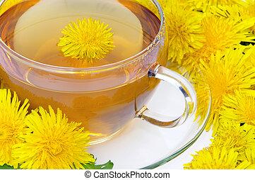 tea dandelion 08