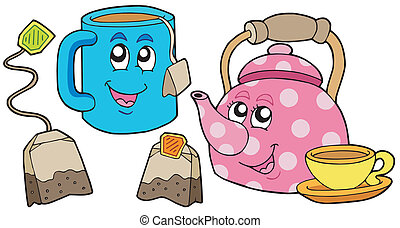 tea, gyűjtés