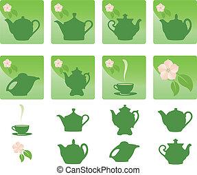 tea., icons.