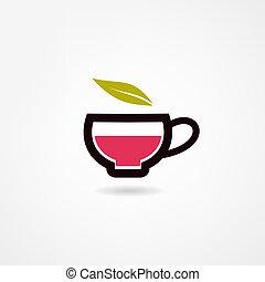 tea, ikon